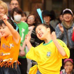 4月のイベント「蒲田行進曲フェスタ」