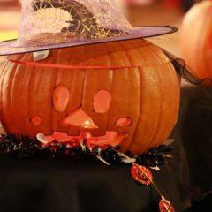 10月のイベント「Halloween」