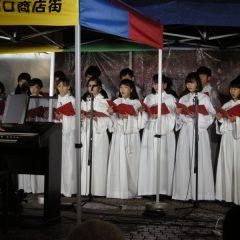 12月のイベント「クリスマスコンサートat KAMATA」