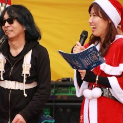 12月のイベント「ChristmasConcert at KAMATA」